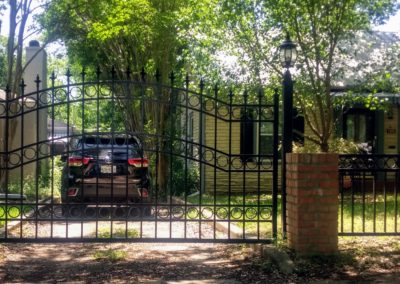 Ascend Driveway Gate And Fence