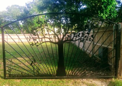 Ascend Outdoor Gate