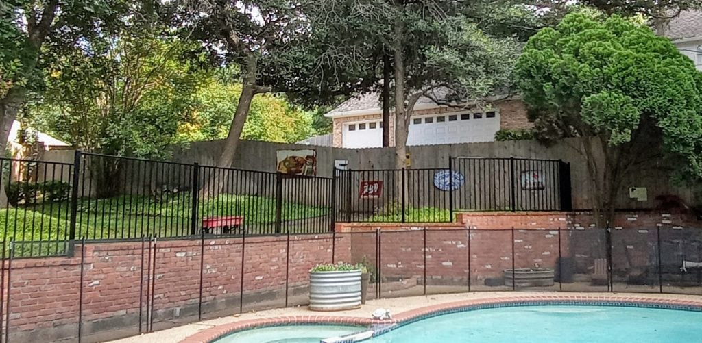 Residential-Outdoor-Fell-Fencing-Ascend-Ironworks-2
