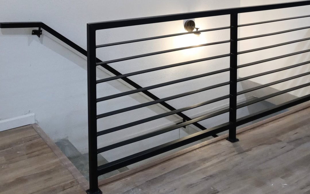 Woodway Residential Renovation Railing